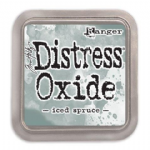 Iced Spruce Distress Oxide Pad